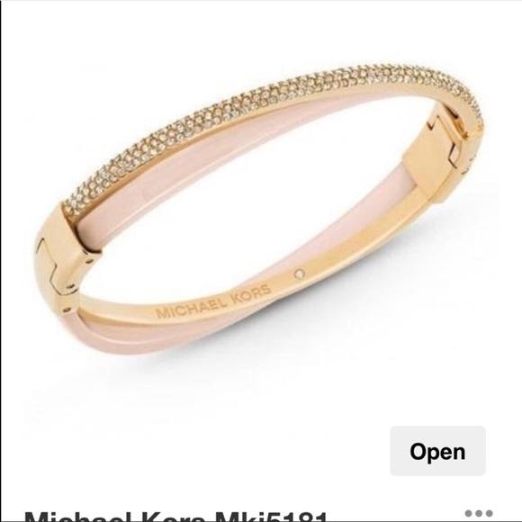 74edf72a86cd Not for sale on hold Michael Kors crisscross brace